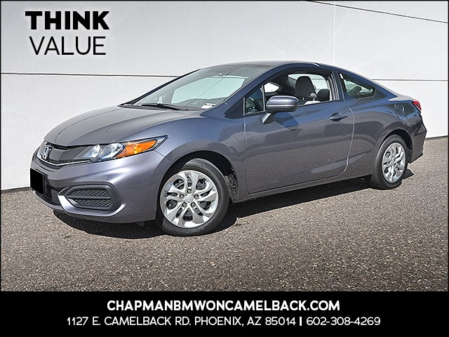 2015 Honda Civic LX 20731 miles 6023852286 Chapman Value Center in Phoenix specializing in l