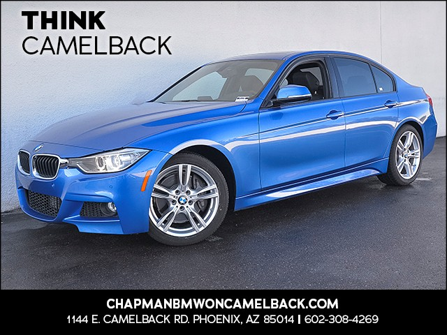 2015 BMW 3-Series Sdn 328i 30857 miles 1144 E Camelback Rd 6023852286 GRAND OPENING SALE at t