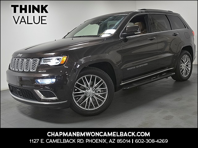 2017 Jeep Grand Cherokee Summit 8240 miles 6023852286 Chapman Value Center in Phoenix specia