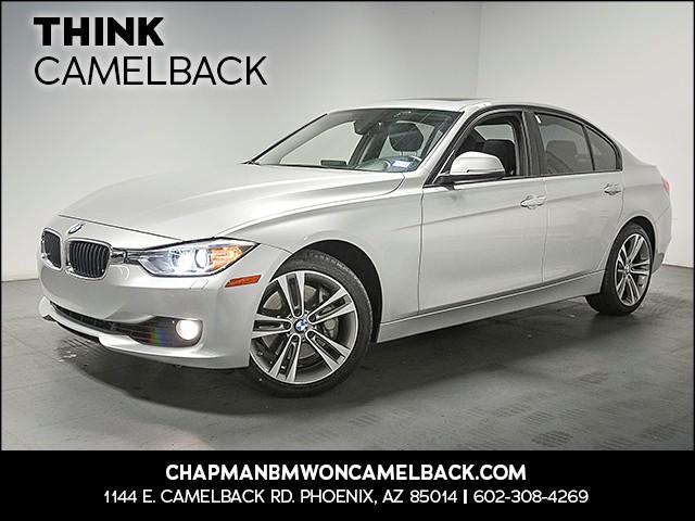 2012 BMW 3-Series Sdn 335i 44747 miles 1144 E Camelback Rd 6023852286 Chapman BMW on Camelbac