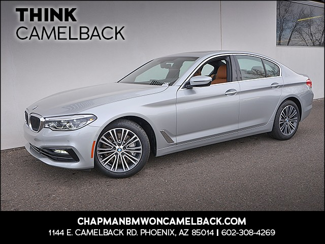2017 BMW 5-Series 540i 7474 miles 1144 E Camelback Rd 6023852286 GRAND OPENING SALE at the al