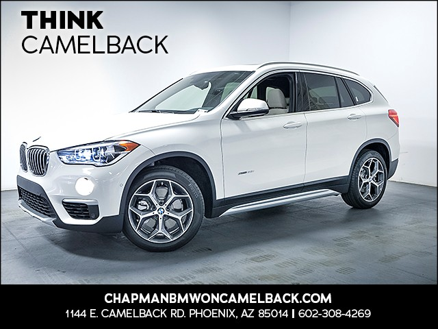 2017 BMW X1 sDrive28i 7854 miles 1144 E Camelback Rd 6023852286 GRAND OPENING SALE at the all