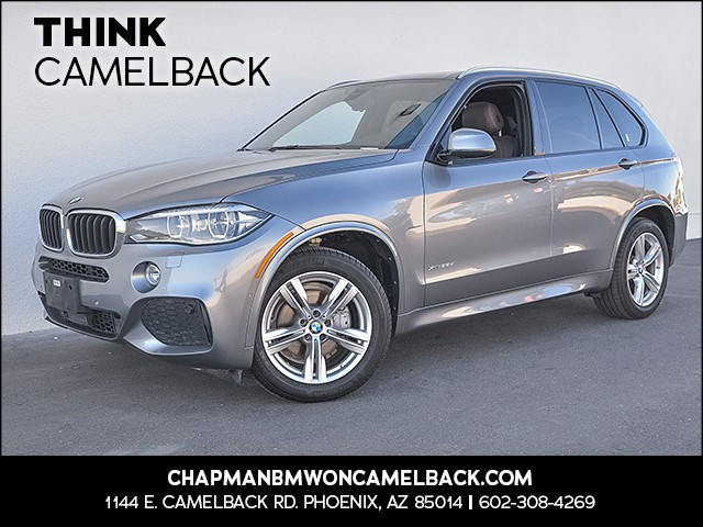 2015 BMW X5 xDrive35d 41734 miles 1144 E Camelback Rd 6023852286 GRAND OPENING SALE at the al