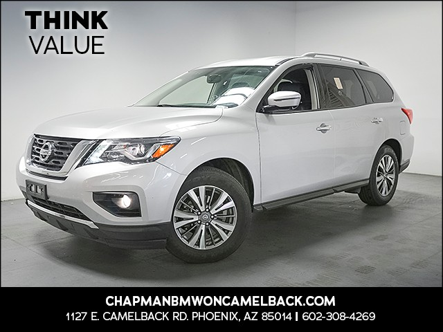 2017 Nissan Pathfinder SL 42688 miles Wireless data link Bluetooth Cruise control Parking senso