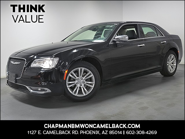 2016 Chrysler 300 C 37439 miles Real time traffic Wireless data link Bluetooth Cruise control
