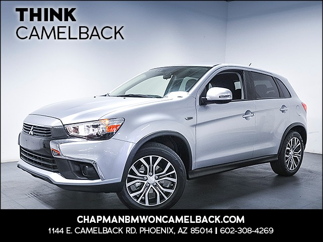 2016 Mitsubishi Outlander Sport ES 40714 miles Wireless data link Bluetooth Cruise control 2-st