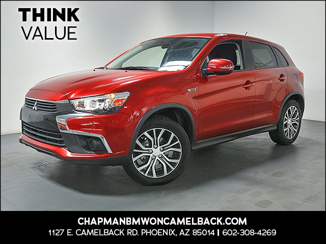2016 Mitsubishi Outlander Sport ES 40185 miles Phone hands free Wireless data link Bluetooth Cr