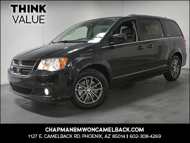 2017 Dodge Grand Caravan SXT 35080 miles 6023852286 Chapman Value Center in Phoenix speciali