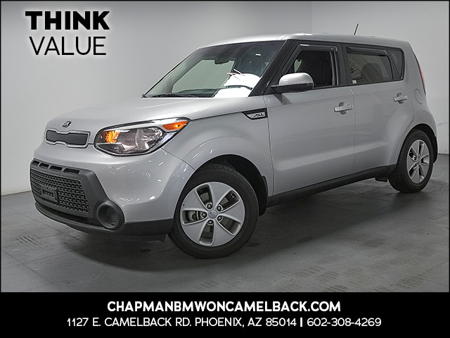 2016 Kia Soul 19283 miles Wireless data link Bluetooth 2-stage unlocking doors Anti-theft syste