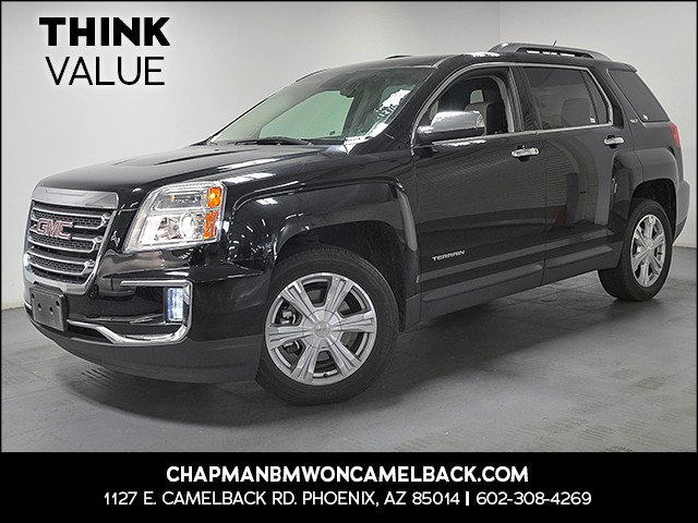 2017 GMC Terrain SLT 40995 miles Satellite communications OnStar Wireless data link Bluetooth S