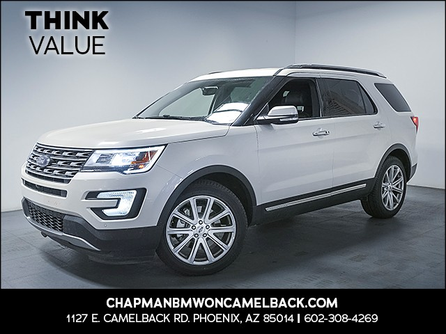 2017 Ford Explorer Limited 40509 miles Phone voice operated Wireless data link Bluetooth Cruise