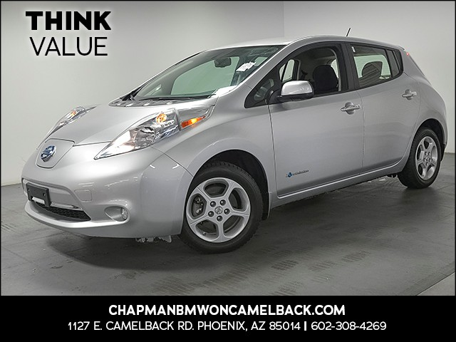 2015 Nissan LEAF SV 45727 miles Phone pre-wired for phone Wireless data link Bluetooth Real tim