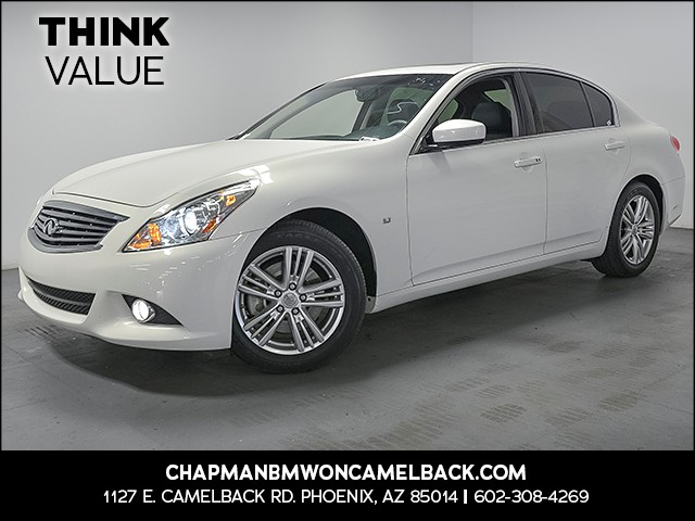 2015 INFINITI Q40 41054 miles Wireless data link Bluetooth Cruise control Power door locks Ant
