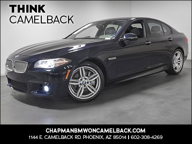 2015 BMW 5-Series 550i 19714 miles 1144 E Camelback Rd 6023852286 GRAND OPENING SALE at the a