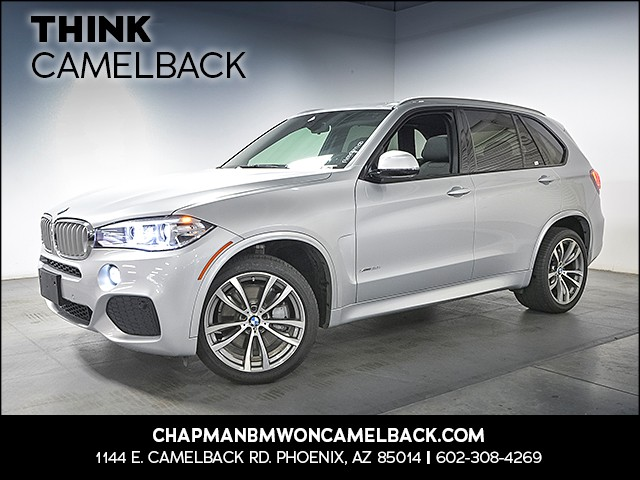 2015 BMW X5 xDrive50i 46336 miles 1144 E Camelback Rd 6023852286 GRAND OPENING SALE at the al