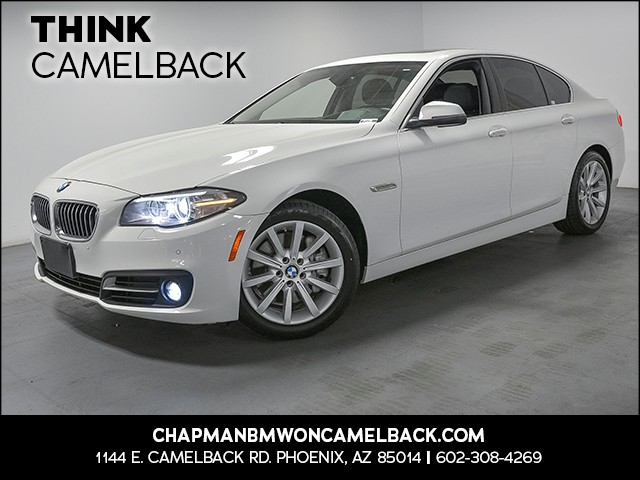 2015 BMW 5-Series 535i 36481 miles 1144 E Camelback Rd 6023852286 GRAND OPENING SALE at the a