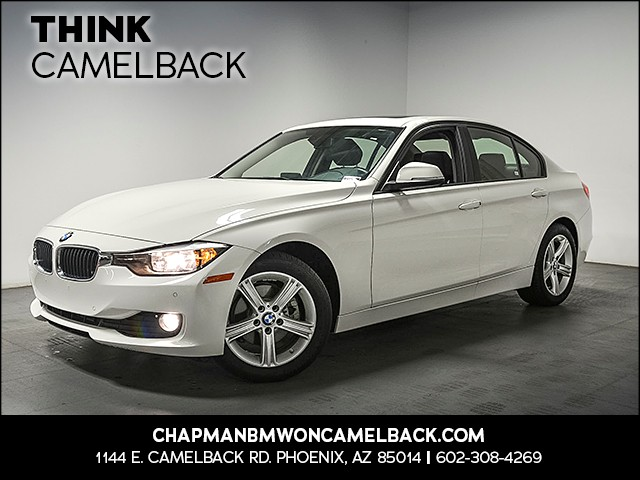 2015 BMW 3-Series Sdn 320i 33692 miles 1144 E Camelback Rd 6023852286 GRAND OPENING SALE at t