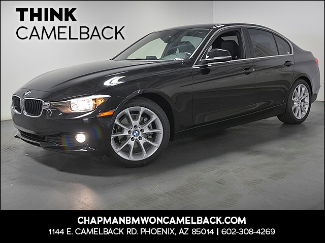 2015 BMW 3-Series Sdn 320i 26815 miles 1144 E Camelback Rd 6023852286 GRAND OPENING SALE at t