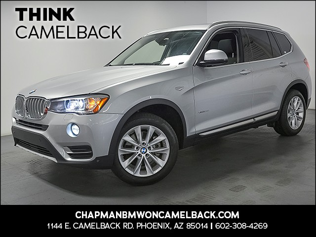 2017 BMW X3 xDrive28i 16720 miles 1144 E Camelback Rd 6023852286 GRAND OPENING SALE at the al