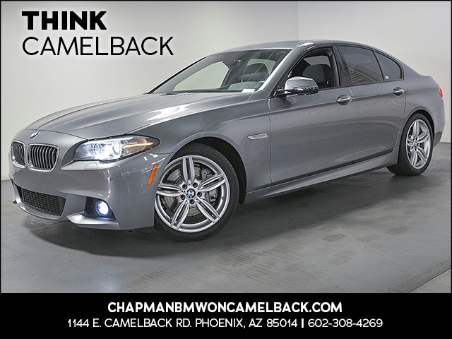 2015 BMW 5-Series 535d 30167 miles 1144 E Camelback Rd 6023852286 GRAND OPENING SALE at the a