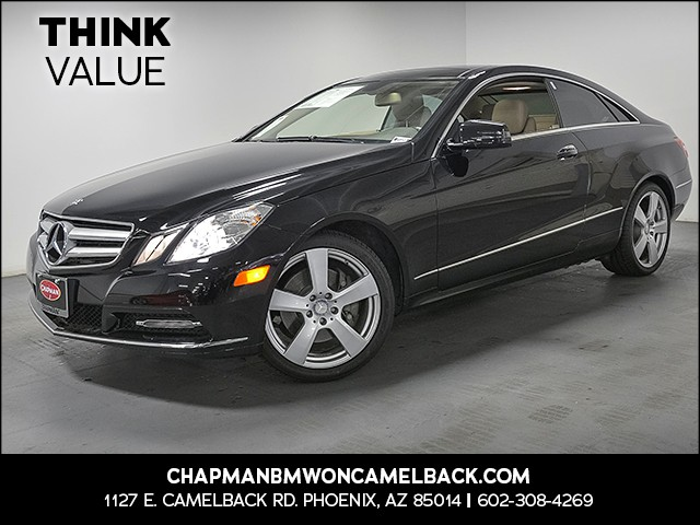 2013 Mercedes E-Class E 350 50698 miles 6023852286 Chapman Value Center in Phoenix specializ