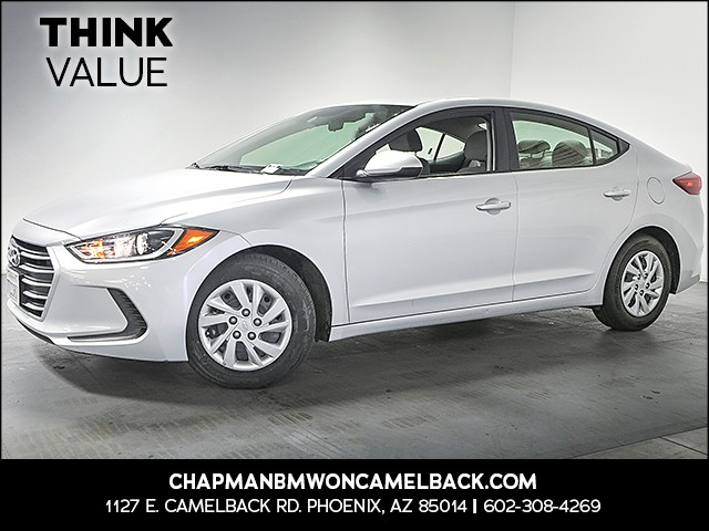 2017 Hyundai Elantra SE 40530 miles 6023852286 Chapman Value Center in Phoenix specializing