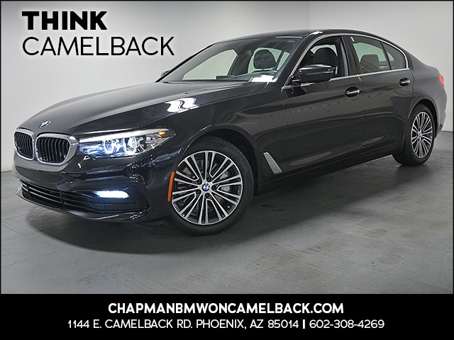 2017 BMW 5-Series 530i 11054 miles 1144 E Camelback Rd 6023852286 Chapman BMW on Camelback is