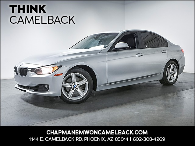 2014 BMW 3-Series Sdn 328i 55286 miles Wireless data link Bluetooth Satellite communications BMW
