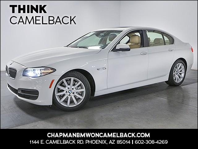 2014 BMW 5-Series 535i xDrive 42433 miles 1144 E Camelback Rd 6023852286 Chapman BMW on Camel
