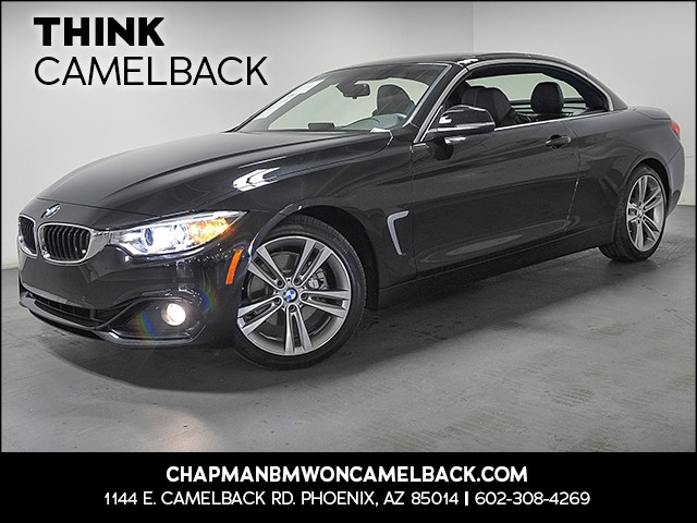 2015 BMW 4-Series 428i 17764 miles 1144 E Camelback Rd 6023852286 Chapman BMW on Camelback is