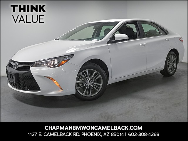 2017 Toyota Camry SE 25255 miles 6023852286 Chapman Value Center in Phoenix specializing in