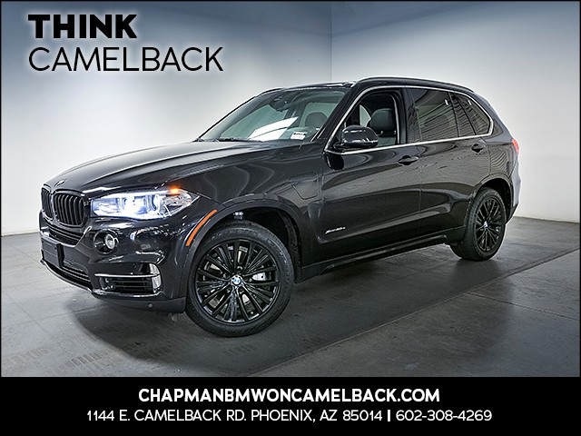 2016 BMW X5 xDrive40e 33413 miles 1144 E Camelback Rd 6023852286 Chapman BMW on Camelback is