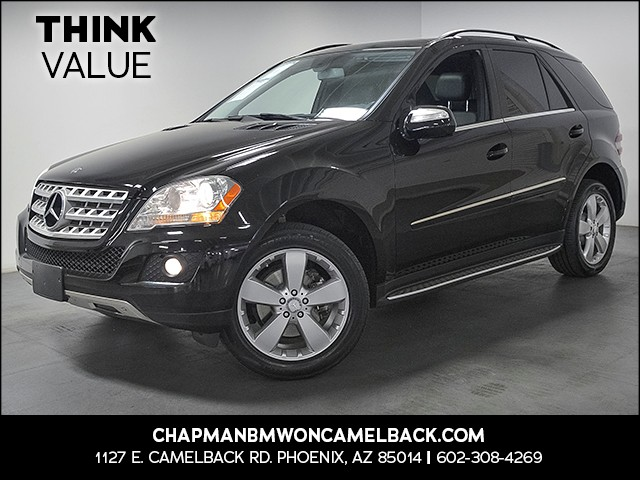 2010 Mercedes M-Class ML 350 79915 miles Wireless data link Bluetooth Satellite communications T