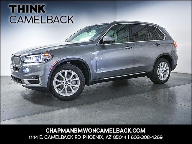 2018 BMW X5 xDrive35d 10089 miles 1144 E Camelback Rd 6023852286 Chapman BMW on Camelback is