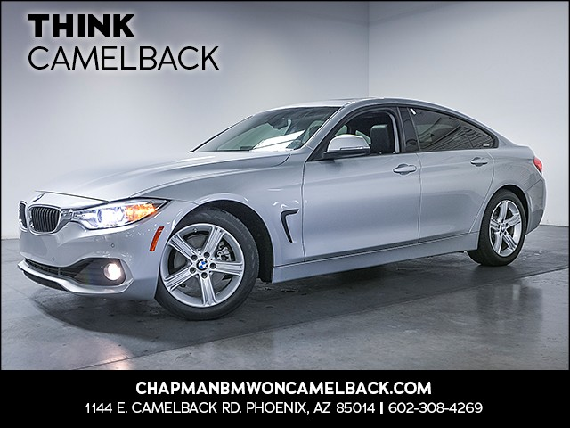 2015 BMW 4-Series 428i Gran Coupe 34199 miles Driver Assistance Package Satellite communications