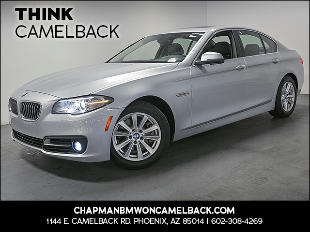 2015 BMW 5-Series 528i 30808 miles 1144 E Camelback Rd 6023852286 Chapman BMW on Camelback is