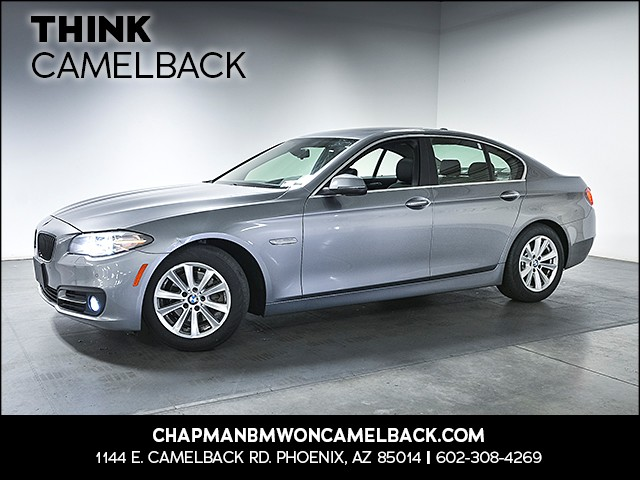 2015 BMW 5-Series 528i 39224 miles 1144 E Camelback Rd 6023852286 Chapman BMW on Camelback is