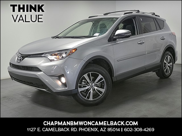 2016 Toyota RAV4 XLE 20011 miles 6023852286 Chapman Value Center in Phoenix specializing in