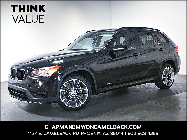 2015 BMW X1 sDrive28i 11761 miles 1144 E Camelback Rd 6023852286 Chapman BMW on Camelback is