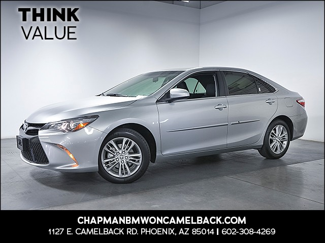 2016 Toyota Camry SE 30376 miles 6023852286 Chapman Value Center in Phoenix specializing in