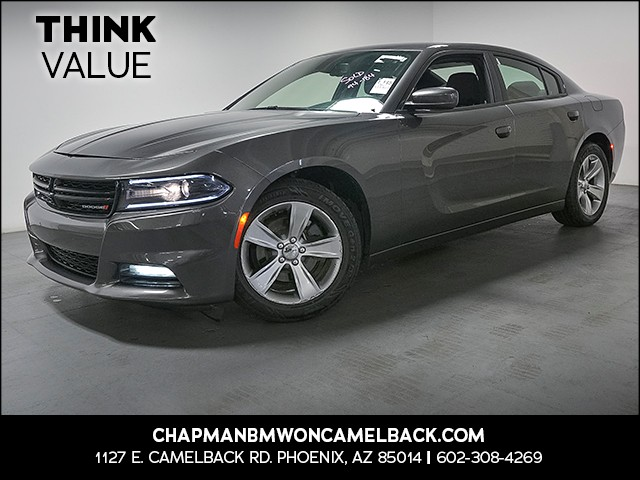 2017 Dodge Charger SXT 41646 miles 6023852286 Chapman Value Center in Phoenix specializing i