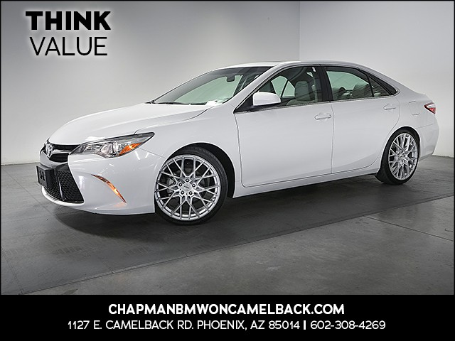 2017 Toyota Camry SE 4173 miles 6023852286 Chapman Value Center in Phoenix specializing in l
