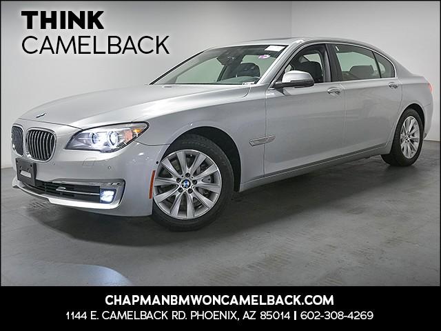 2015 BMW 7-Series 740Li 24705 miles 1144 E Camelback Rd 6023852286 Chapman BMW on Camelback i