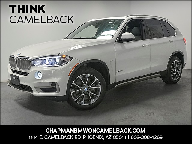 2018 BMW X5 xDrive35i 8931 miles 1144 E Camelback Rd 6023852286 Chapman BMW on Camelback is t