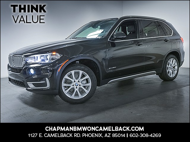 2018 BMW X5 xDrive35d 10124 miles 1144 E Camelback Rd 6023852286 Chapman BMW on Camelback is
