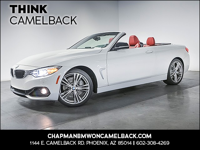 2015 BMW 4-Series 435i 28836 miles 1144 E Camelback Rd 6023852286 Chapman BMW on Camelback is