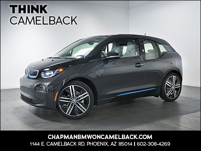 2015 BMW i3 5732 miles 1144 E Camelback Rd 6023852286 Chapman BMW on Camelback is the Country
