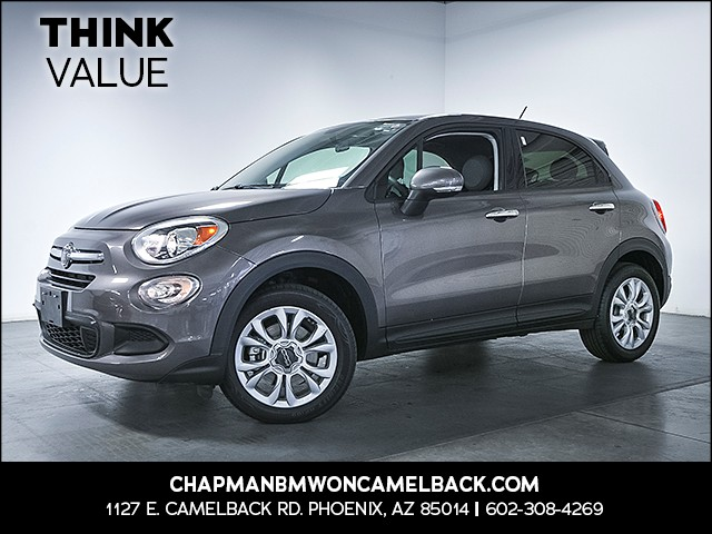 2016 FIAT 500X Easy 43495 miles 6023852286 Chapman Value Center in Phoenix specializing in l