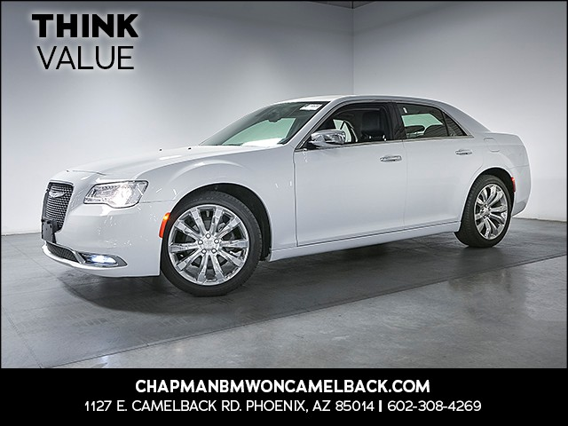 2018 Chrysler 300 Limited 12924 miles 6023852286 Chapman Value Center in