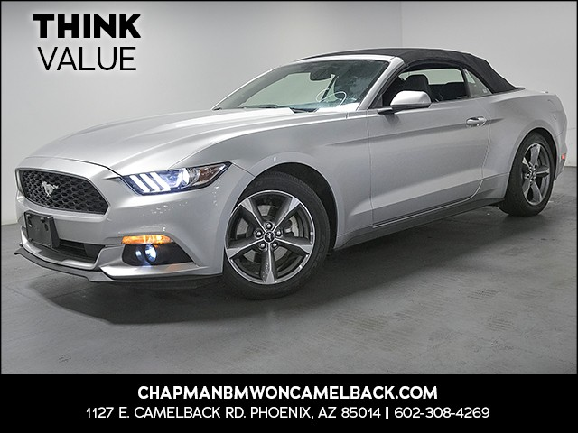 2016 Ford Mustang 36335 miles 6023852286 Chapman Value Center in Phoenix specializing in lat